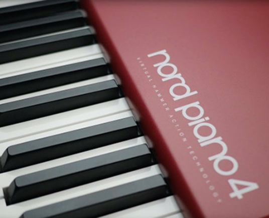 Nord Piano 4 sound demos now available