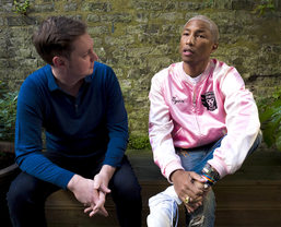 Pharrell Williams joins ROLI as Chief Creative Officer