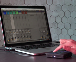 Ableton Live Lite: Now integrated with all ROLI Lightpad Blocks