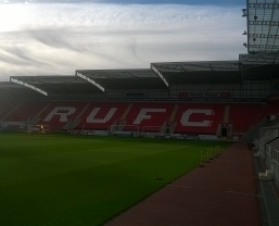 TG Baker equips Rotherham's New York stadium with HARMAN JBL/Crown solution