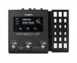 HARMAN's DigiTech Introduces Its All-New RP360 XP and RP360 Guitar Multi-Effects Pedals With USB Audio Streaming