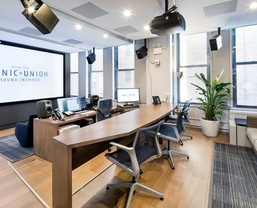 HARMAN Professional Solutions Brings Immersive Sound To Sonic Union's New Dolby Atmos Mixing Rooms