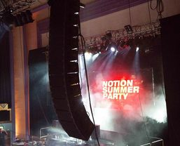 The Troxy London invests in HARMAN's JBL VTX A12 sound system