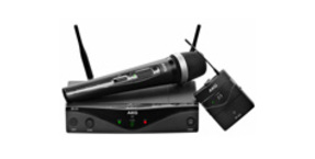 HARMAN's AKG Launches WMS420 Wireless Microphone System At NAMM 2014: Brings Pro-Grade Capabilities To Single-Channel Market Sector