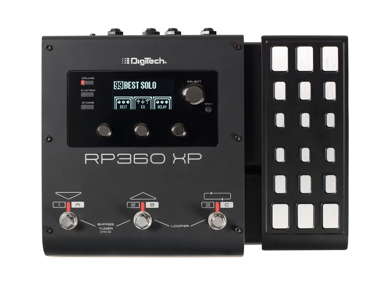 New DigiTech RP55 Guitar Multi-Effect Floor Processor!