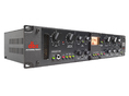 dbx 676 Tube Mic Preamp Channel Strip - angle