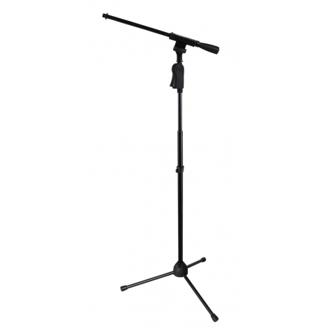 GFW-MIC-2110 Deluxe Tripod Mic Stand with Single Section Boom