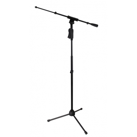GFW-MIC-2120 Deluxe Tripod Mic Stand with Telescoping Boom