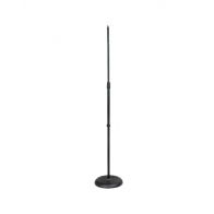 RI-MICRB10 Mic stand with 10 inch round base
