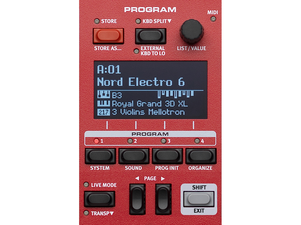 Nord Keyboards Electro 6 HP