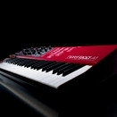 Nord Lead A1 analogue modelling synthesizer - angled
