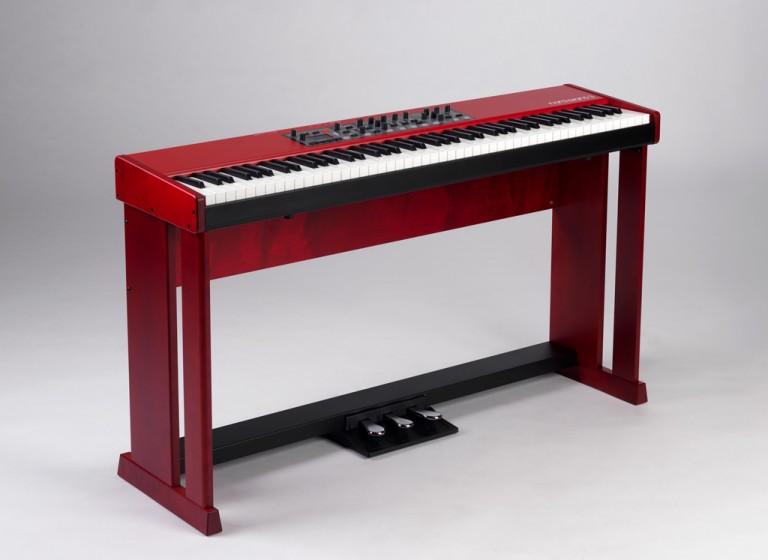 nord keyboards wooden keyboard stand. Black Bedroom Furniture Sets. Home Design Ideas