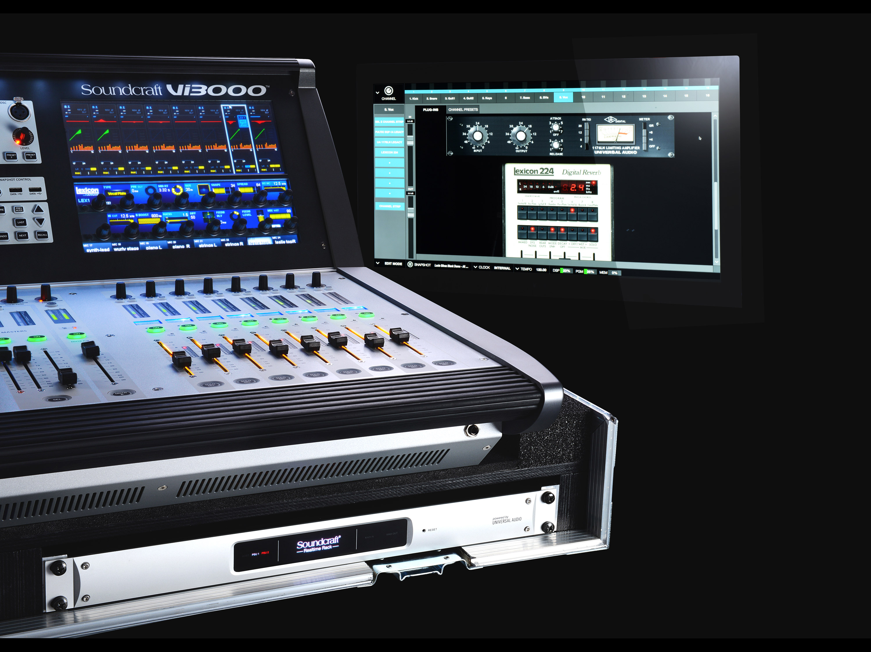 Soundcraft Realtime Rack - Core