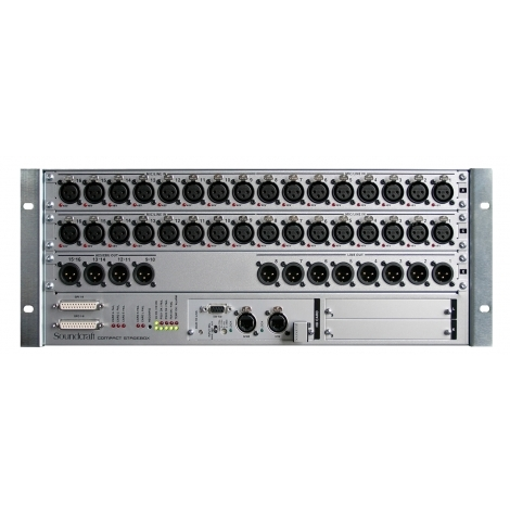 Compact Stagebox Cat5 (32/8+8)