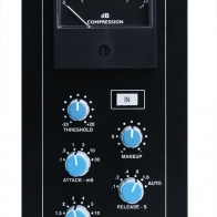 Stereo Bus Compressor module for 500 format