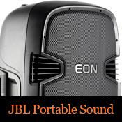 JBL Installed and Engineered sound solutions