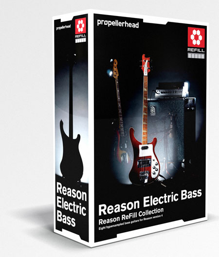 Reason Electric Bass Refill
