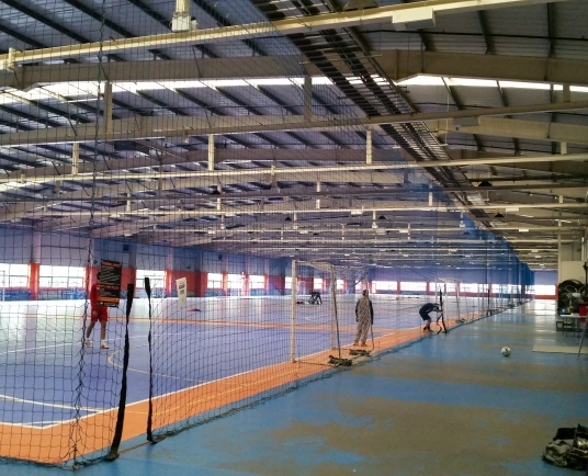 Indoor five-a-side arenas upgrade with HARMAN