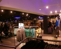 Top Shop Chain, UK