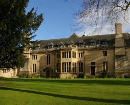 Rhodes House, Oxford