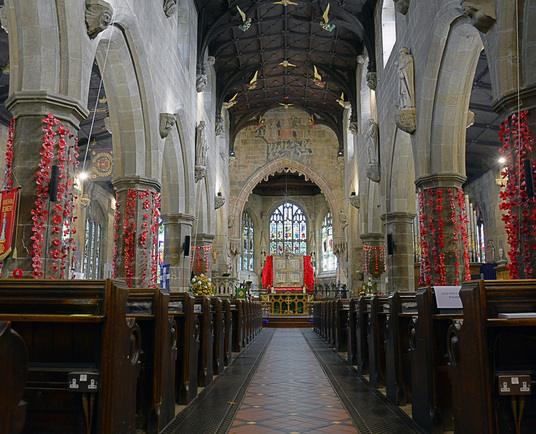 St Giles Church, Wrexham
