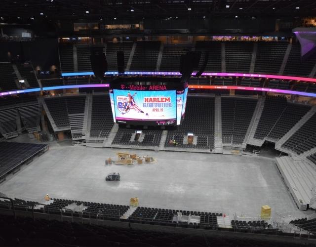 9686b762195ba Las Vegas T-Mobile Arena