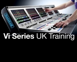 Soundcraft Vi Series console training