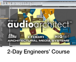 Audio Architect Training - two-day classroom course