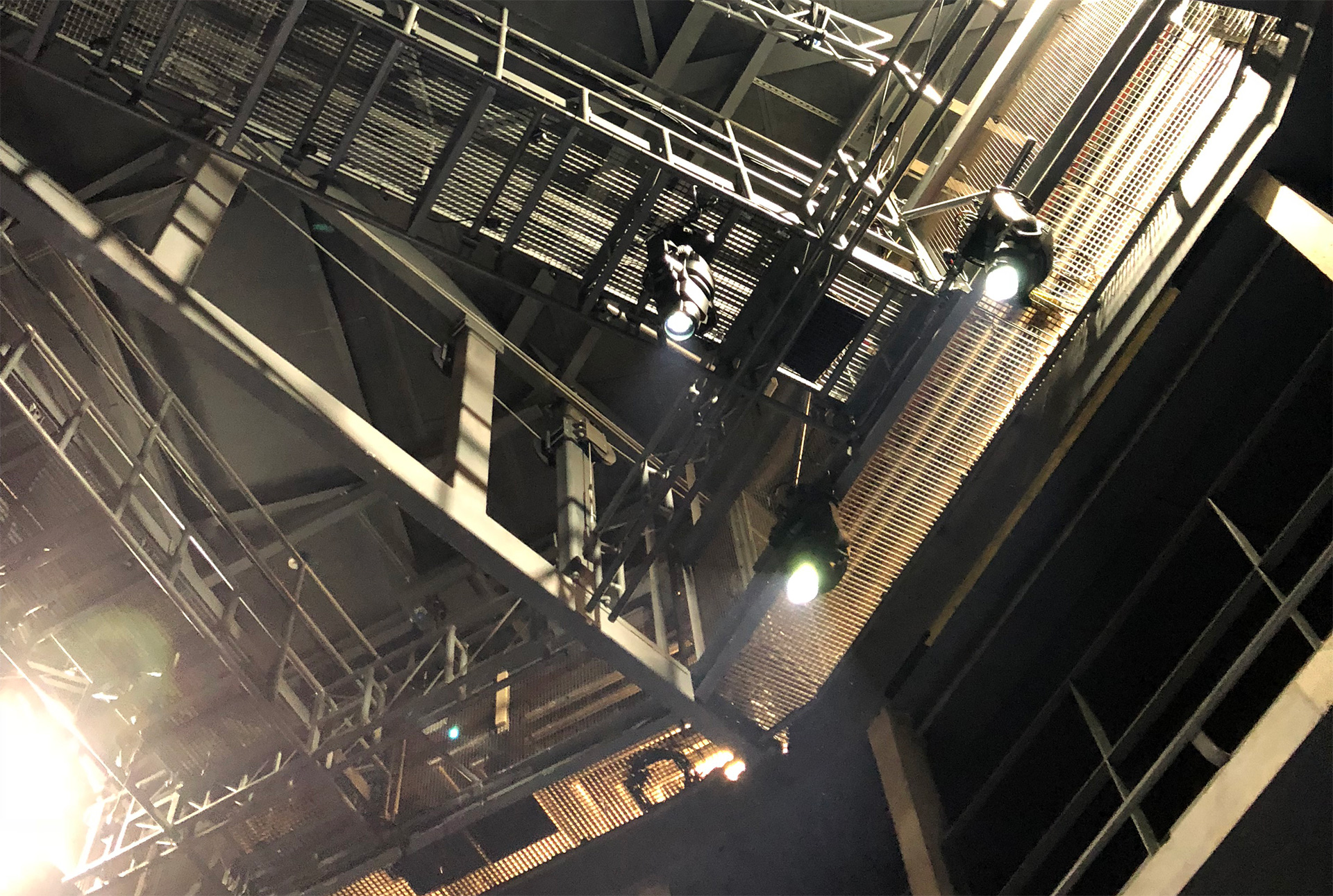 Photo above: Martin MAC Encore installed at the Rose Theatre, Kingston